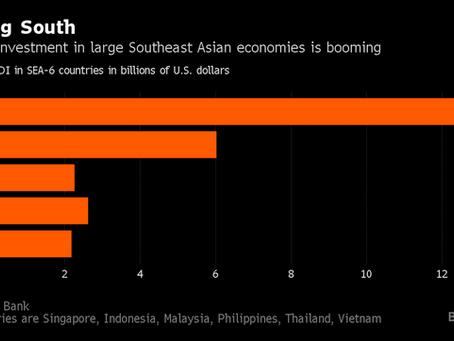 台灣企業搶在新南向政策前 積極對東南亞擴大投資