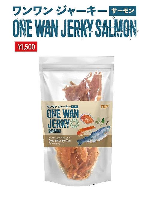 One Wan Jerky (サーモン)