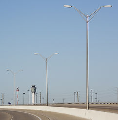Lighting & Utility Poles