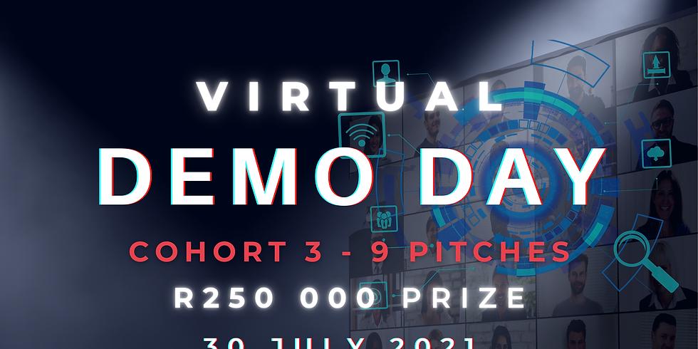 Demo Day - Cohort 3
