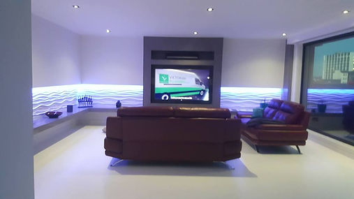 High End and High Spec Penthoue Apartment complete refurbishment