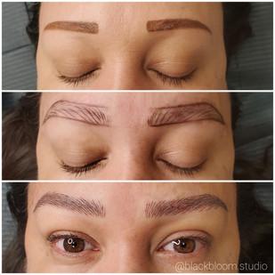 Microblading Eyebrows San Antonio Texas