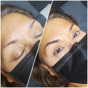 Microblading Brows Cosmetic Tattoo San Antonio Texas