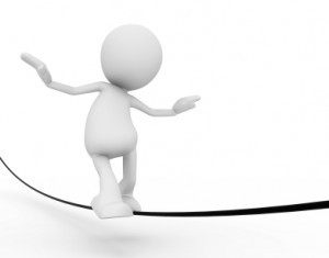 C'est dans l'air N°124: le maintien de l'équilibre financier ; mais à quel prix ?