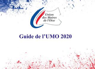 MAJ GUIDE DE L'UMO - INSTALLATION DES NOUVELLES EQUIPES MUNICIPALES