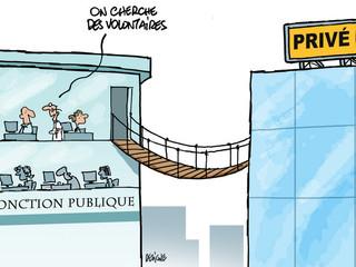 A LA UNE N°140 : LES OPPOSITIONS UNIES FACE AU PROJET DE LOI SUR LA FONCTION PUBLIQUE