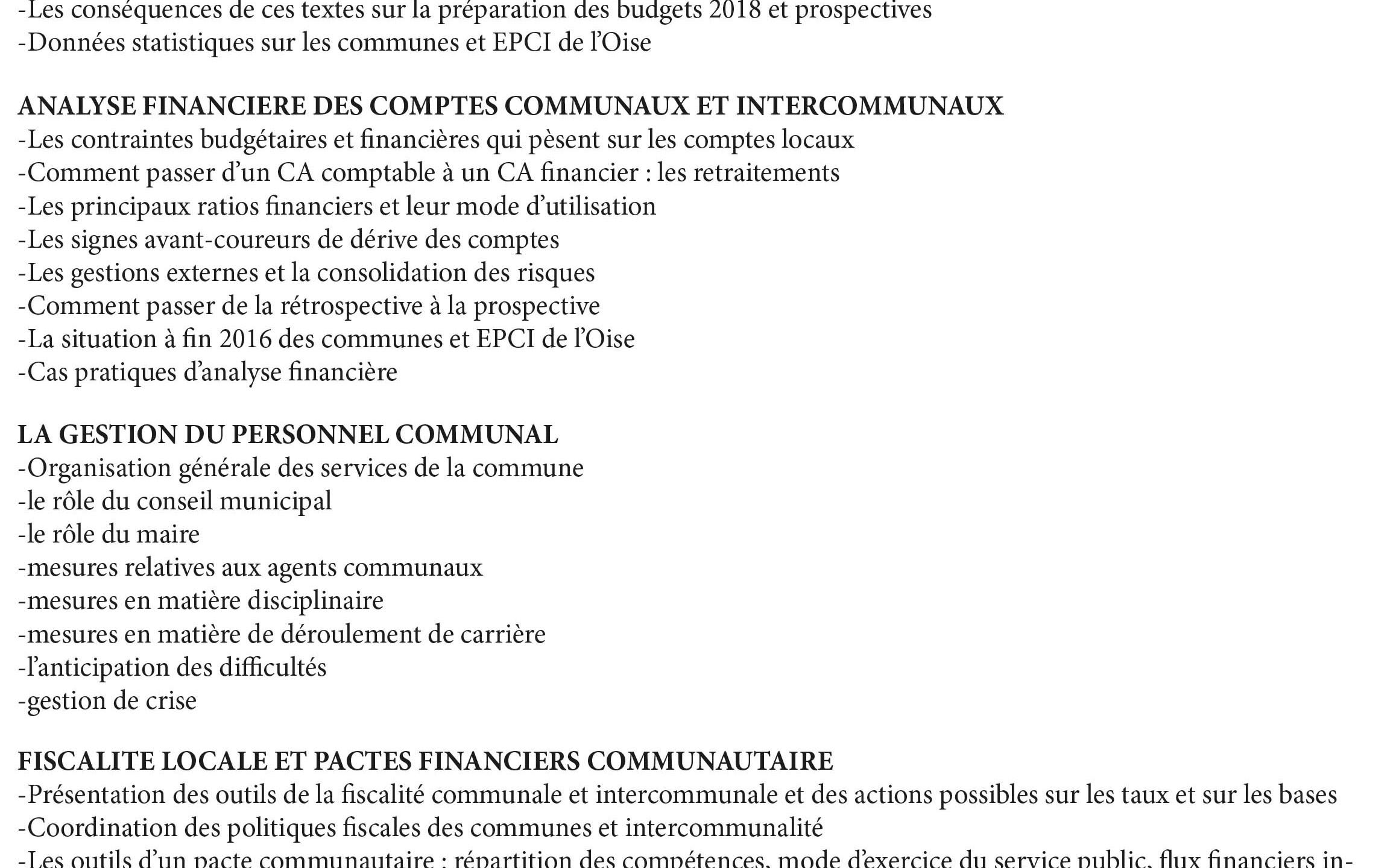 Programmes détaillés-1