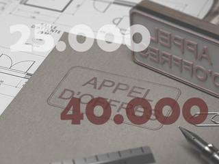 A LA UNE N°146 : UN décret rehausse à 40 000 euros le seuil de dispENSE DE PROCEDURE