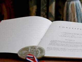 A LA UNE N°132 L'EXAMEN DE LA REFORME CONSTITUTIONNELLE N'AURA PAS LIEU A LA RENTRÉE