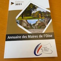 L'ANNUAIRE DES MAIRES 2021 ARRIVE DANS VOS BOITES !