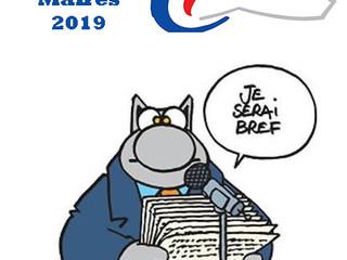 Assemblée Générale 2019 !