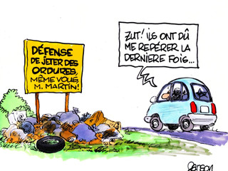 C DANS L'AIR N°136 : LES MAIRES DEMUNIS FACE AUX DEPOTS SAUVAGES DE DECHETS