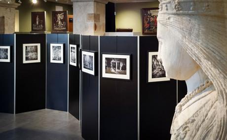 L'exposition à la Chapelle Saint-Didier du musée