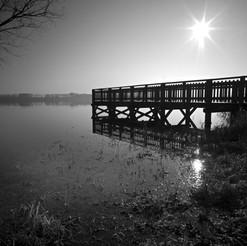 Lac de Villegusien 1