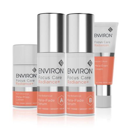 Environ Focus Care™ Radiance+ Range