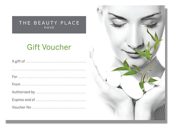 The Beauty Place Gift Voucher