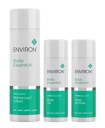 Environ Body EssentiA® Range