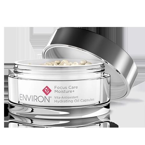 Focus Care™ Moisture+ Vita-Antioxidant Hydrating Oil Capsules