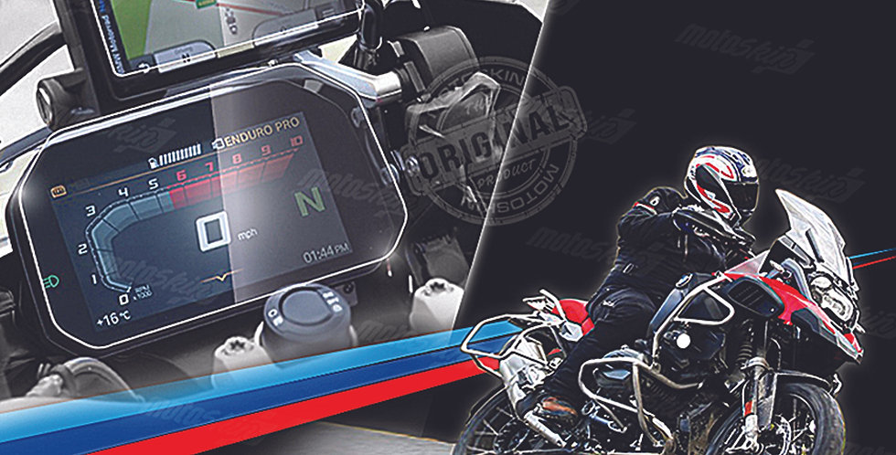 BMW R1200GS Adv. 2018 w/ GPS VI