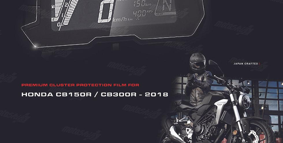 Honda CB150R / CB300R 2018