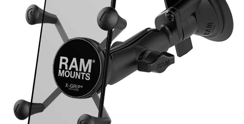 RAM® X-Grip® Phone Mount with RAM® Twist-Lock™ Suction Cup