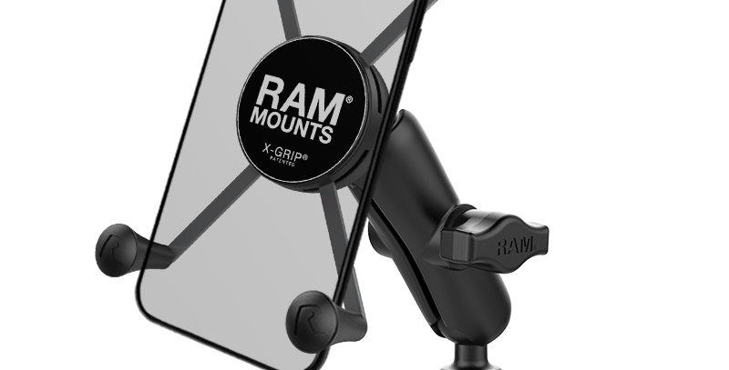RAM® X-Grip® Large Phone Mount with RAM® Torque™ Large Rail Base