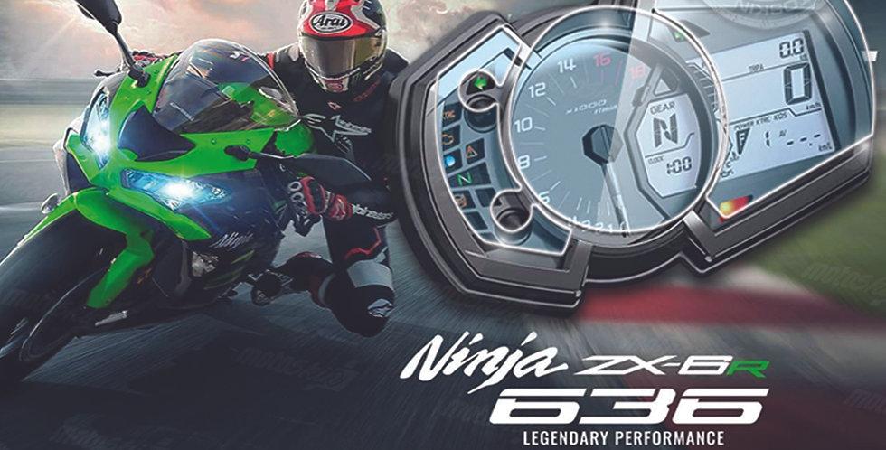 Kawasaki ZX-6R 2018