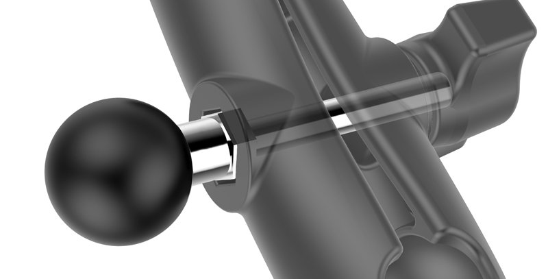 RAM® Add-A-Ball™ Accessory Ball for B Size Socket Arms