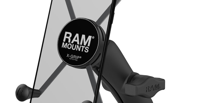 RAM® X-Grip® Large Phone Mount with Flex Adhesive Base
