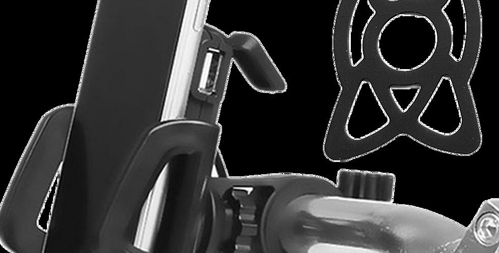 Motorcycle USB Phone Holder