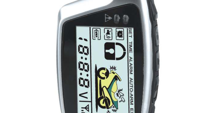 Premium 5000m Two-Way Alarm