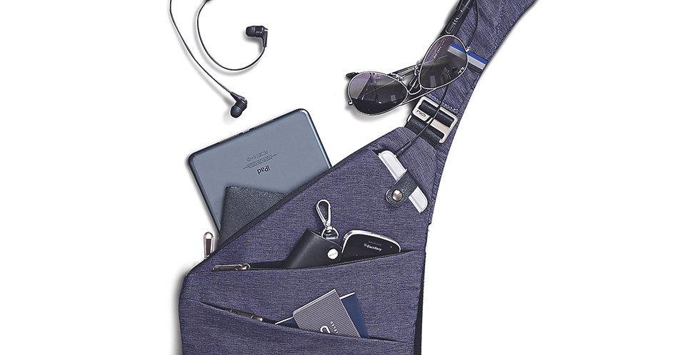 Fino Jazz Blue Sling Bag (Right Handed)