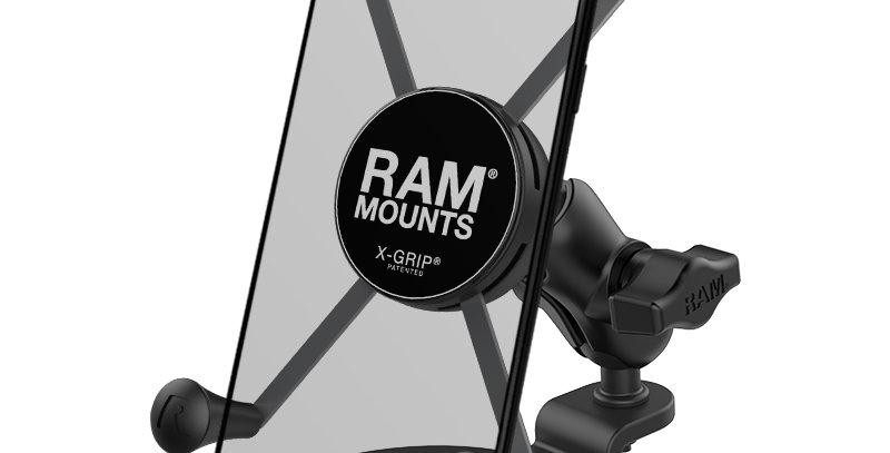 RAM® X-Grip® Large Phone Mount with Large Gas Tank Base