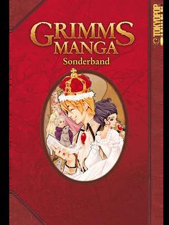 Tokyopop Grimms Manga Sonderband