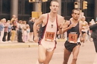 1988 Great Race 10K - Pittsburgh, PA