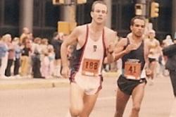 1988 Great Race 10K - Pittsburgh, PA