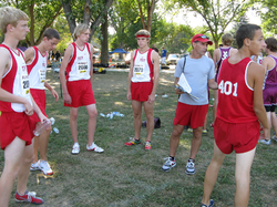 2009 Tiffin Cross Country Carnival