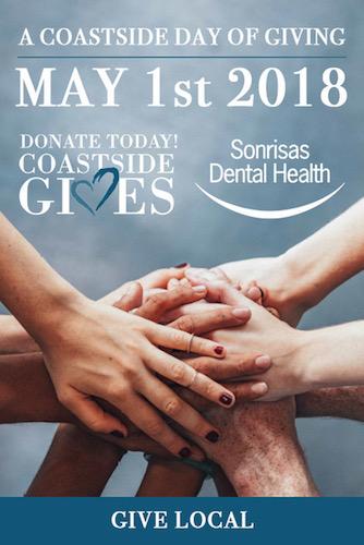 Support the nonprofit work of Sonrisas Dental via Coastside Gives