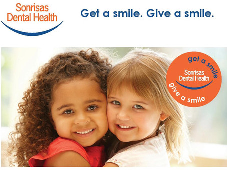 Changing the world one dental visit at a time with Get a Smile, Give a Smile