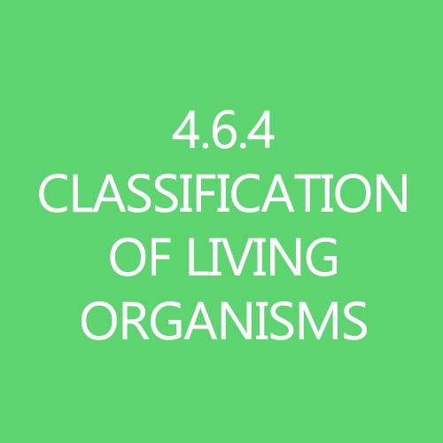 4664ClassificationofLivingOrganismsTitleButton
