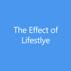 The Effect of Lifestyle Title Button