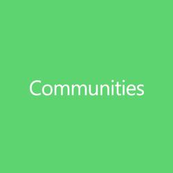 CommunitiesTitleButton