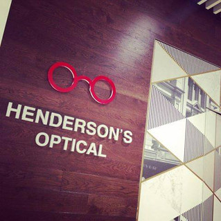 First for Flooring - Henderson's Optical @ The Melbourne Emporium
