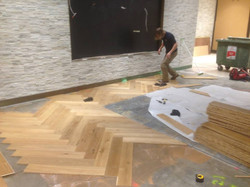 First for Flooring Parquetry