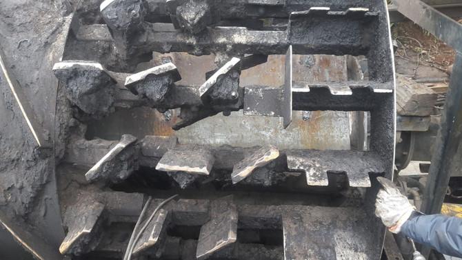 Durabilidadedo misturador MARINI Titanium 140