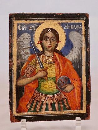 Russische Ikone | Heiliger Erzengel Michael  | 24730