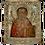Thumbnail: Russian Icon   Saint Nicholas of Myra   with silver Riza