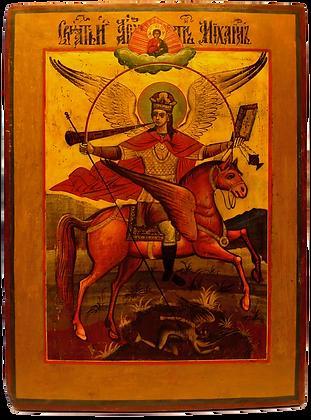 Russian Icon | Saint Michael