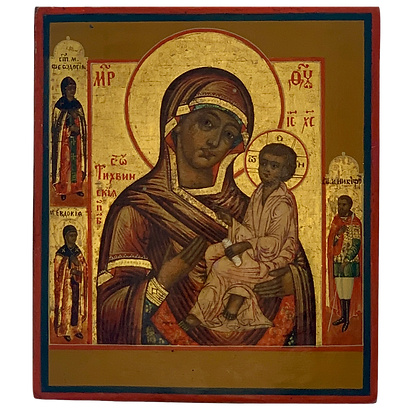 Mother of God of Tikhvin