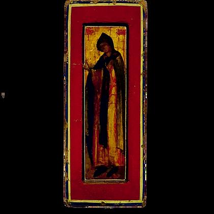 Russische Ikone | Heilige Anna
